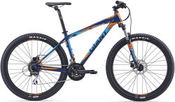 Велосипед Giant TALON 4 27.5 dark-blue