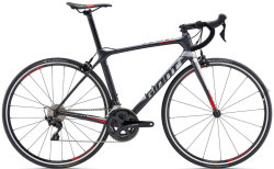 Велосипед Giant TCR ADVANCED 2 metallic black
