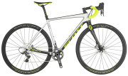 Велосипед Scott Addict CX RC white/yellow