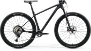 Велосипед Merida Big Nine 7000 matt ud (glossy black)
