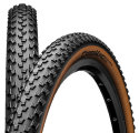 "Покрышка Continental Cross King RaceSport 27.5"" 27.5 x 2.20 черно-коричневая"