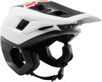 Шлем Fox Dropframe Helmet (White/Black)