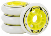Колеса SFR Inline Wheels 80/82A white