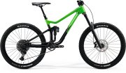 Велосипед Merida One-Sixty 3000 27,5 flashy green/glossy black