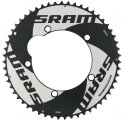 Звезда Sram POWERGLIDE CRING ROAD Red 10S 55T 130 AL4 BLK TT