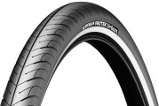 Покрышка Michelin Protek Urban 26x1.85 черно-серая