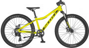 Велосипед Scott Scale 24 Disc yellow/black