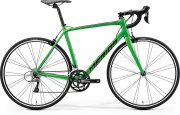 Велосипед Merida Scultura 100 glossy flashy green (black)