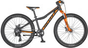 Велосипед Scott Scale 24 Disc black/orange
