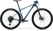 Велосипед Merida Big Nine 6000 matt ocean blue (glosy sil blu)