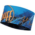 Бандана Buff Anton Headband Blue Ink