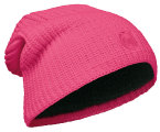 Шапка BUFF KNITTED POLAR HAT DRIP pink fluor