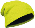 Шапка BUFF KNITTED POLAR HAT DRIP yellow fluor