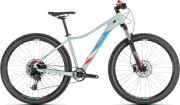 Велосипед Cube ACCESS WS EAGLE 27,5 lightblue-coral