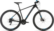 Велосипед Cube AIM 27.5 black-blue