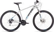 Велосипед Cube AIM RACE 27.5 white-blue