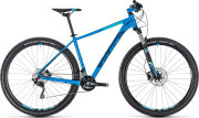 Велосипед Cube ATTENTION SL 27.5 aqua-blue