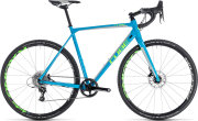 Велосипед Cube CROSS RACE SL blue-green