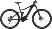 Велосипед Cube STEREO HYBRID 120 HPC RACE 500 27.5 black-grey