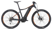 Электровелосипед Giant FATHOM E+ 3 POWER 29er black-orange-petrol