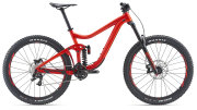 Велосипед Giant REIGN SX 2 27,5 red