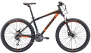 Велосипед Giant TALON 2 LTD 27.5 black-orange