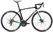 Велосипед Giant TCR ADVANCED 2 DISC black
