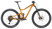 Велосипед Giant TRANCE 1 29 metallic orange-black