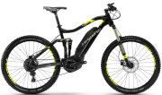 Электровелосипед Haibike SDURO FULLSEVEN LT 4.0 27,5 black-anthracite-lime