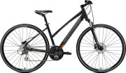 Велосипед Merida CROSSWAY L 20-D matt black orange