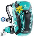 Рюкзак Deuter Attack 18 SL mint-black (2706)