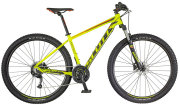 Велосипед Scott ASPECT 750 27.5 yellow-red