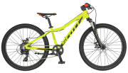 Велосипед Scott SCALE 24 DISC yellow-black