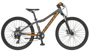 Велосипед Scott SCALE 24 DISC anthracite-orange