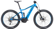 Электровелосипед Giant STANCE E+ 2 POWER 25km/h 27.5+ blue