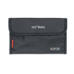 Кошелек Tatonka Travel Folder RFID B (Black)