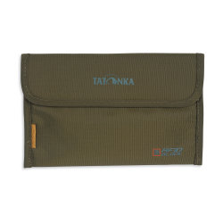 Кошелек Tatonka Travel Folder RFID B (Olive)