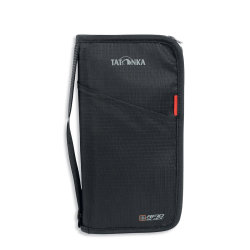 Кошелек Travel Zip RFID B (Black)