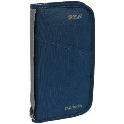 Кошелек Travel Zip RFID B (Navy)