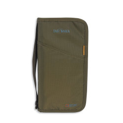Кошелек Travel Zip RFID B (Olive)