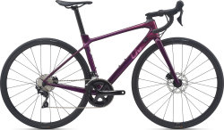 Велосипед Liv Langma Advanced 2 Disc Chameleon Plum