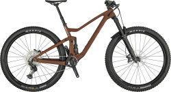 Велосипед Scott Genius 930 Brown