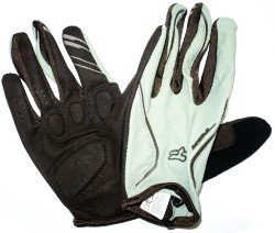 Велосипедные перчатки Fox GIRLS REFLEX FULL FINGER GEL GLOVE SAGE