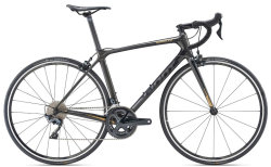 Велосипед Giant TCR ADVANCED 1 KOM charcoal