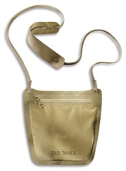 Кошелек Tatonka Travel WP Neck Pouch (Natural)