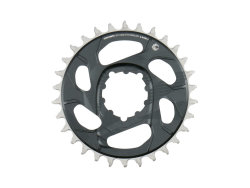 Звезда Sram X-SYNC 2 30T Direct Mount 4mm Offset Eagle Cold Forged Lunar Grey