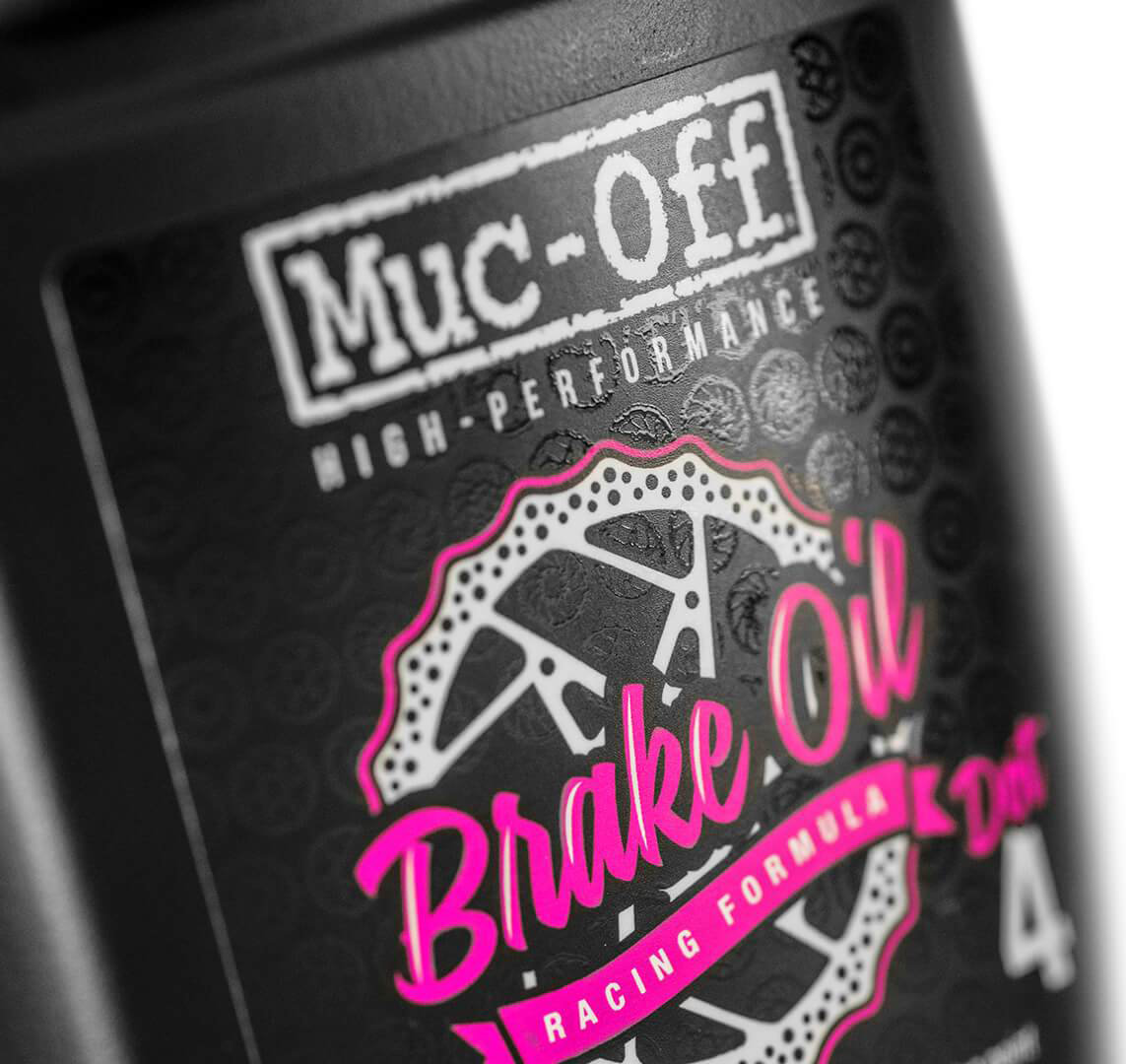 Muc-Off DOT4 250ml disc brake oil MC.861
