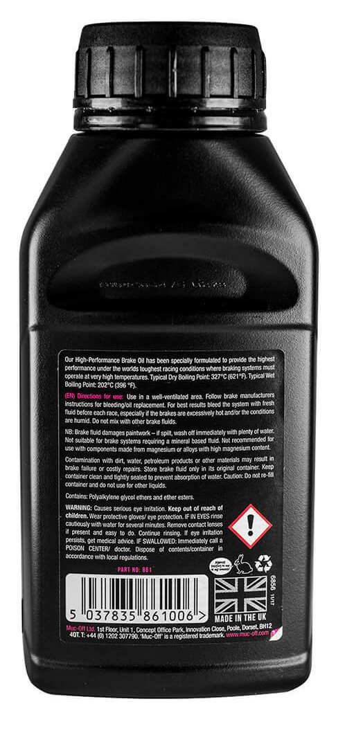 Muc-Off DOT4 250ml MC.861