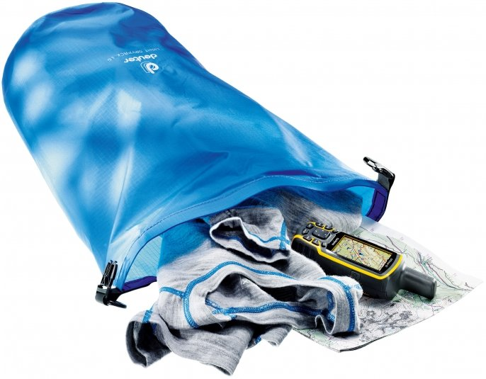 Мешок Deuter Light Drypack 25 цвет 8000 sun 1 1Мешок Deuter Light Drypack 25 цвет 8000 sun 39282 8000