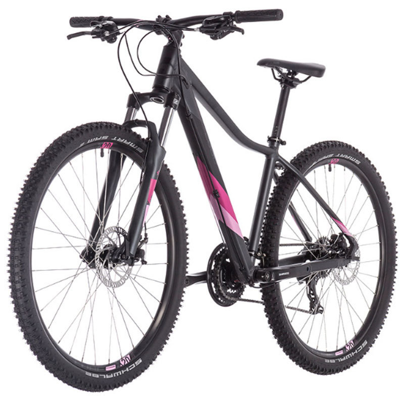 Велосипед Cube ACCESS WS 27.5 iridium-berry 1 ACCESS WS 27.5 iridium-berry
